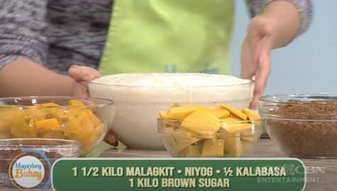 Magandang Buhay: Biko Kalabasa recipe Image Thumbnail