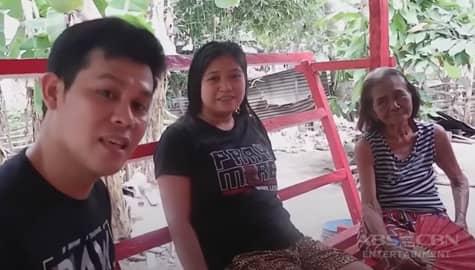 Magandang Buhay: Marcelito Pomoy, ibinahagi ang pagbibigay niya ng bahay kay Lola Auring Image Thumbnail
