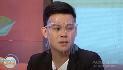Magandang Buhay: Marcelito, naiyak habang binabalikan ang buhay niya noon Image Thumbnail