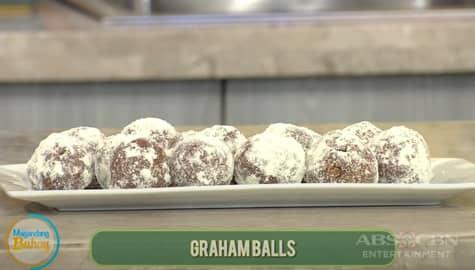 Magandang Buhay: Graham Balls recipe Image Thumbnail