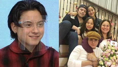 Magandang Buhay: Meron nga bang paboritong kapatid si Daniel Padilla? Image Thumbnail