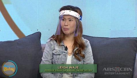 Magandang Buhay: Meet the singer turned online seller momshie Leigh Image Thumbnail
