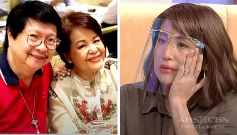 Momshie Jolina, naiyak sa Magandang Buhay dahil sa kanyang magulang Image Thumbnail