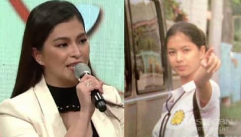 Magandang Buhay: Paano nga ba na-discover si Angel Locsin? Image Thumbnail