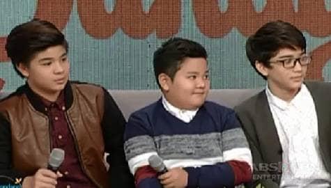 Magandang Buhay: Fast Talk with Bugoy, Zaijian and Clarence Image Thumbnail