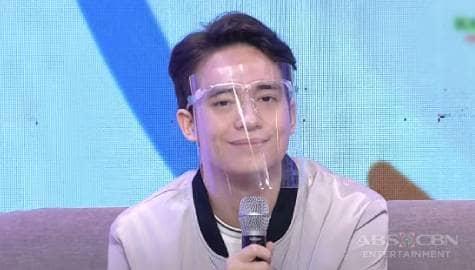 Magandang Buhay: Jameson, may sweet message para sa kanyang kapatid at pamilya Image Thumbnail