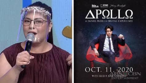Magandang Buhay: Momshie Karla talks about Daniel Padilla's digital concert Image Thumbnail
