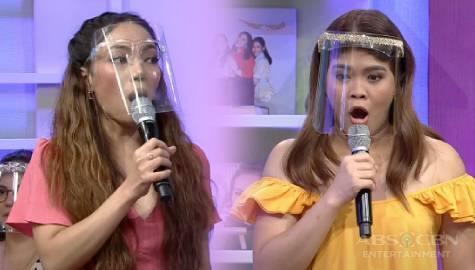 Magandang Buhay: Jona, tinuruan si Melai na kumanta ng operatic song Image Thumbnail