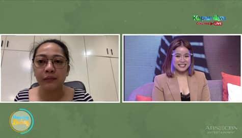 Magandang Buhay: LJ, naiyak habang nagbibigay ng mensahe kay Klarisse Image Thumbnail