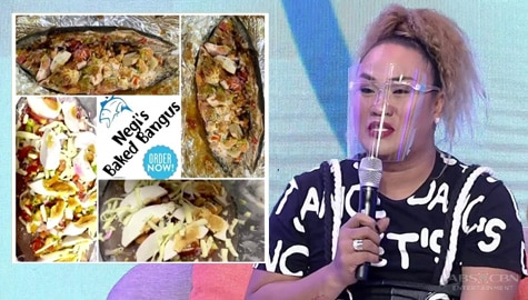 Magandang Buhay: Negi, ibinahagi ang kanyang negosyo ngayong quarantine Image Thumbnail