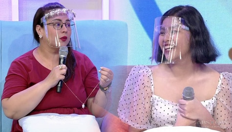 Magandang Buhay: Momshie Karla, binigyan ng necklace si Elha Image Thumbnail