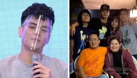 Magandang Buhay: Ronnie, naging emosyonal sa mensahe niya para sa kanyang pamilya Image Thumbnail
