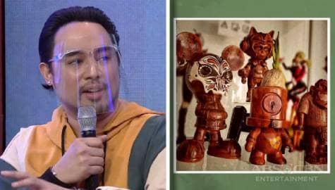 Magandang Buhay: Jed, nagpe-paint, drawing at gumagawa na ng toys ngayong quarantine