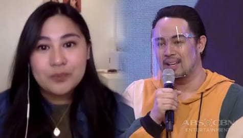 Magandang Buhay: Ang touching na mensahe ni Jed para kay Abby Image Thumbnail