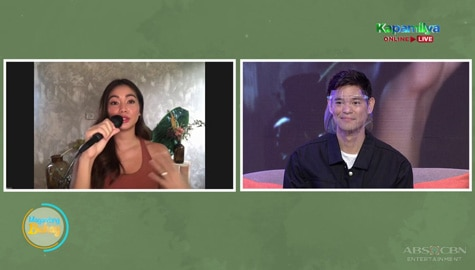 Magandang Buhay: Mica describes their new life as a couple Image Thumbnail