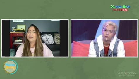 Magandang Buhay: Momshie Malou, ikinuwento kung paano niya tinutulungan ang anak niyang si Jason Image Thumbnail