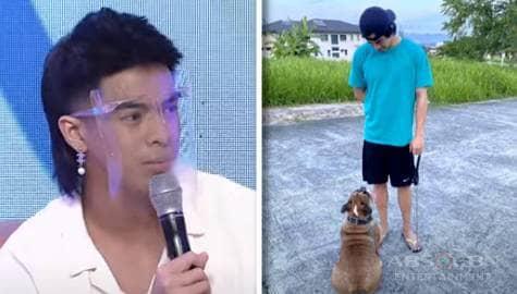 Magandang Buhay: Jin, na-busy sa kanyang alagang halaman at aso Image Thumbnail