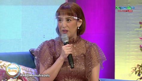 Magandang Buhay: Jolina, sobrang proud sa kanyang asawa at mga anak Image Thumbnail