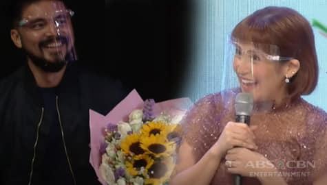 WATCH: Marvin Agustin surprises Jolina Magdangal on Magandang Buhay Image Thumbnail