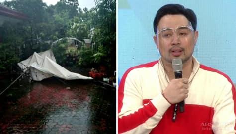 Magandang Buhay: Jed, ikinuwento kung paano niya pinaghandaan ang bagyong Ulysses Image Thumbnail