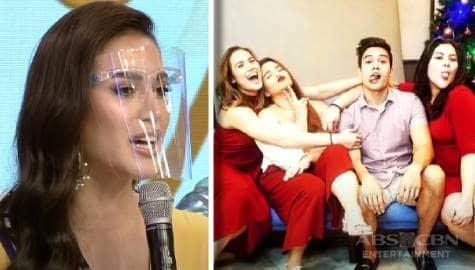 Magandang Buhay: Michele, sinabing naaapektuhan na ang kanyang pamilya dahil sa mga bashers Image Thumbnail
