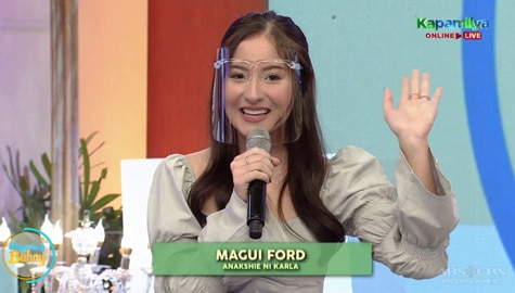 WATCH: Magui Ford as first time host on Magandang Buhay Image Thumbnail