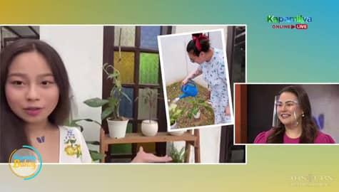Magandang Buhay: Quick plant and house tour at Karla Estrada's house Image Thumbnail