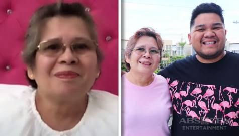 "WATCH: Lloyd Cadena's ""Mother Kween"" first time on Magandang Buhay Image Thumbnail"