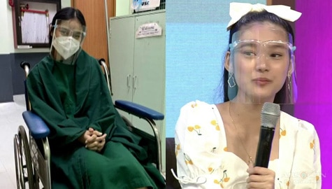 Magandang Buhay: Karina, nag-open up tungkol sa pagkakaroon niya ng cyst