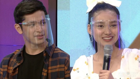 Magandang Buhay: Karina, sinabing naiintindihan ni Aljon ang pagiging busy niya sa career at work Image Thumbnail
