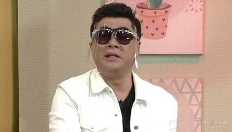 Magandang Buhay: Randy, ngayong pandemic lang nagka-Facebook Image Thumbnail