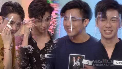 Magandang Buhay: Star Hunt Academy Boys, hindi napigilang maging emosyonal nang makatanggap ng mensahe mula sa kanilang pamilya Image Thumbnail