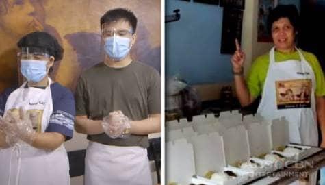 Magandang Buhay: Panoorin ang kwento ng isang pamilya na libreng nagpapakain ngayong panahon ng pandemya