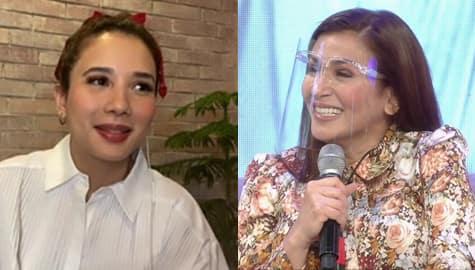 Magandang Buhay: Karylle, proud na proud sa pagiging vlogger ng kanyang momshie Zsa Zsa Image Thumbnail