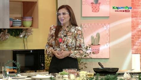 Magandang Buhay: Zsa Zsa Padilla's Arroz A La Cubana recipe Image Thumbnail
