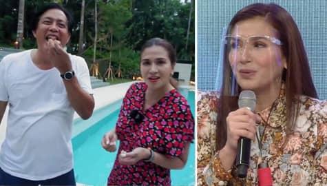 Magandang Buhay: Zsa Zsa, sinabing nagkakasundo sila ni Conrad pagdating sa pamamalengke Image Thumbnail
