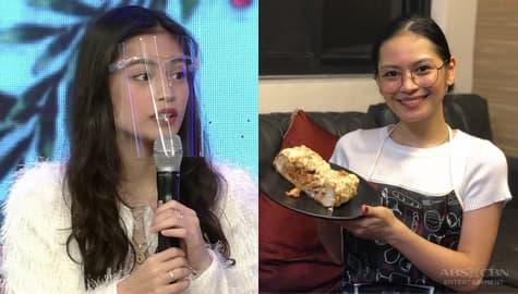 Magandang Buhay: Gillian, huminto sa pag-aaral ng culinary nang pumasok siya sa showbiz Image Thumbnail