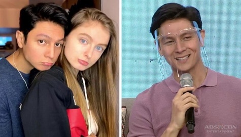 Magandang Buhay: Paano nga ba niligawan ni Joseph Marco si Darja? Image Thumbnail