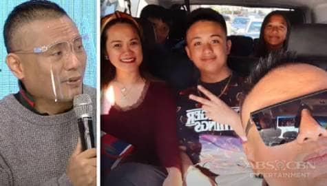 Magandang Buhay: Andrew E as a father Image Thumbnail