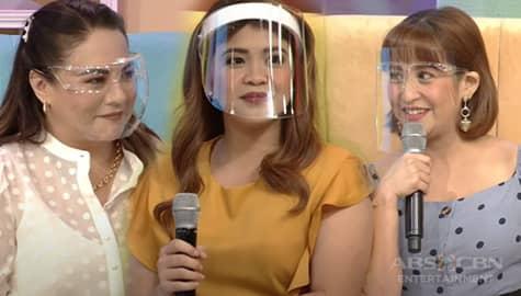Magandang Buhay: Ang predictions para kina Momshie Karla, Jolina at Melai Image Thumbnail