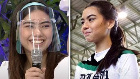 Magandang Buhay: Bini Mikha, ikinuwento ang kanyang pagiging cheerleader Image Thumbnail