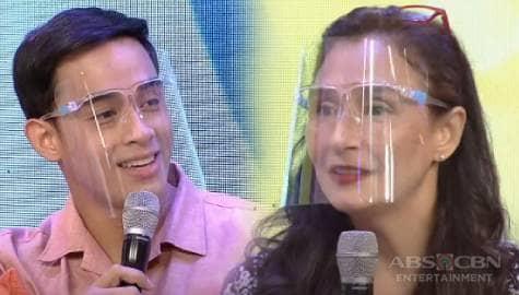 Magandang Buhay: Diego at Teresa, ikinuwento ang buhay quarantine nila Image Thumbnail