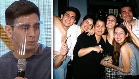 Magandang Buhay: Diego, ikinuwento kung paano siya nag-adjust sa paghihiwalay ng kanyang mga magulang Image Thumbnail