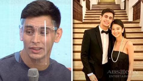 Magandang Buhay: Diego, sinabing number 1 supporter niya ang kanyang girlfriend Image Thumbnail
