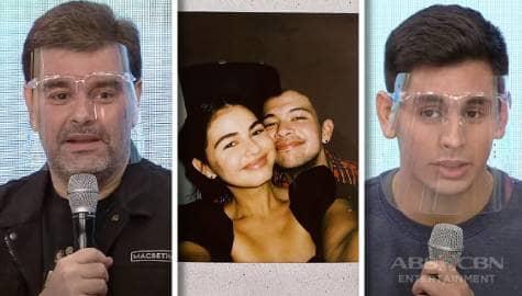 Magandang Buhay: Monching at Diego, ikinuwento kung paano nila tinanggap si Rayver bilang boyfriend ni Janine Image Thumbnail