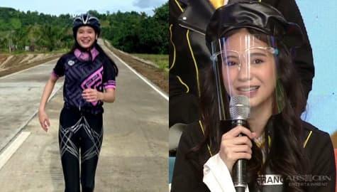 Magandang Buhay: Frances, isang aspiring triathlete Image Thumbnail