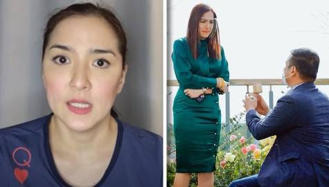 Magandang Buhay: The story of Dave's proposal to Ara Mina