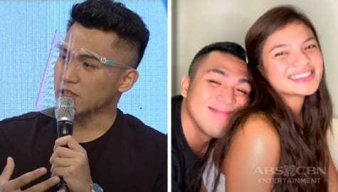 Magandang Buhay: Jimboy, sinabing 2 months niya niligawan ang kanyang girlfriend Image Thumbnail