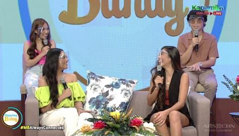 Magandang Buhay: Ang friendship nina Lie, Kiara, Shawntel at Jem Image Thumbnail