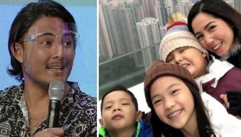 Magandang Buhay: Justin, ikinuwento ang pag-aalaga ni Dawn sa kanyang mga anak Image Thumbnail